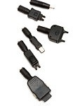 Adapters for a mobile phone